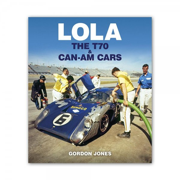 Lola – The T70 and Can-Am Cars