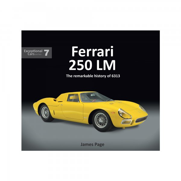 Ferrari 250 LM – The remarkable history of 6313