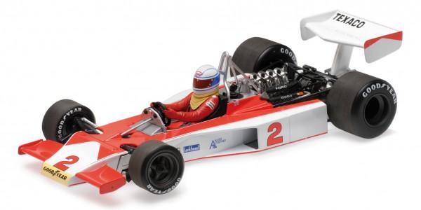 McLaren M23 Jochen Mass F1 1975 Minichamps 1:18