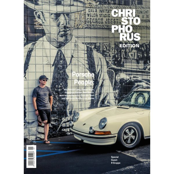 XL-Special Christophorus Edition Band 2 – The people issue