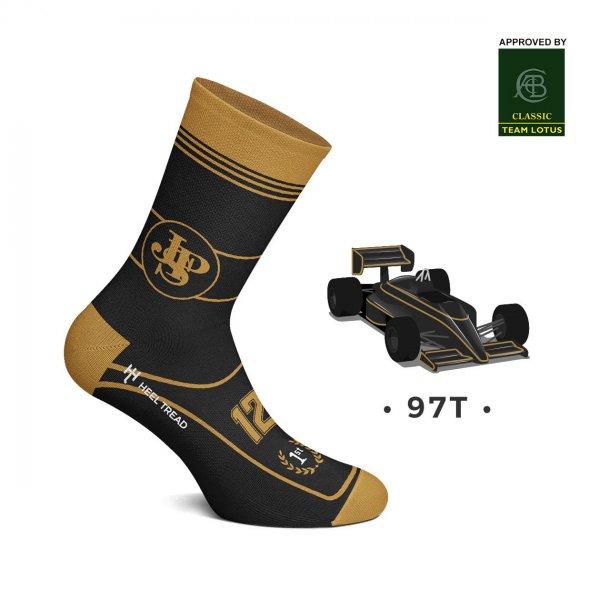 Heel Tread Socks – 97T – New design