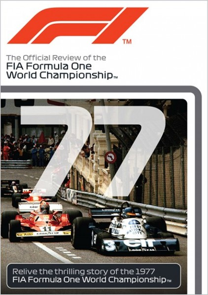 F1 1977 – The Official Review of the FIA Formula One World Championship